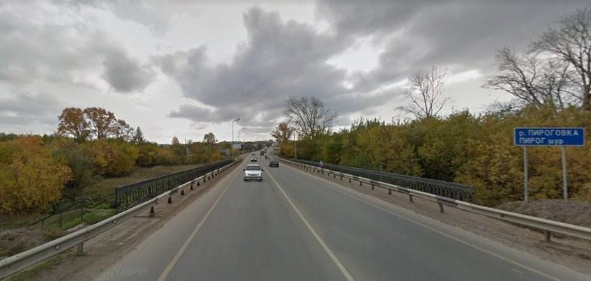 Ремонт моста начался на выезде из Ижевска