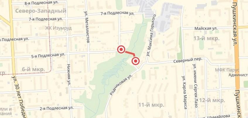 Мост через Подборенку планируют отремонтировать в Ижевске