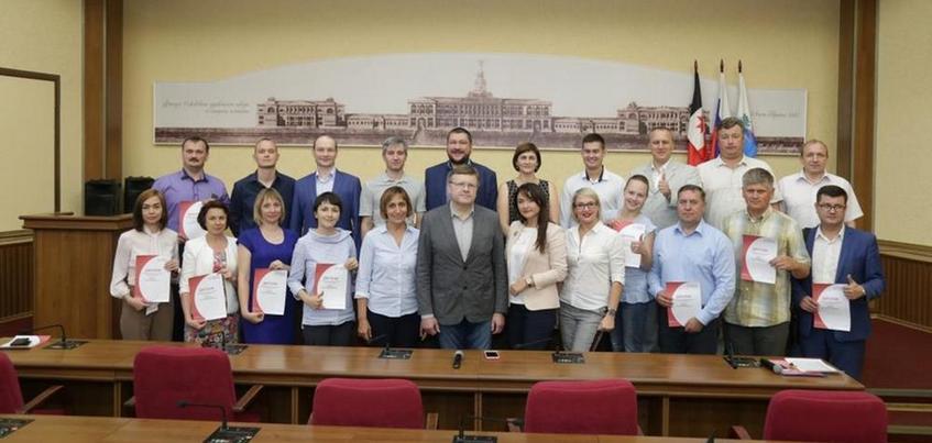 20 человек стали финалистами кадрового конкурса «Команда Ижевска»