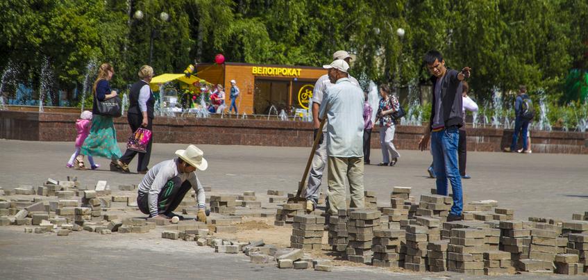 Подрядчика для благоустройства Центральной площади определили в Ижевске