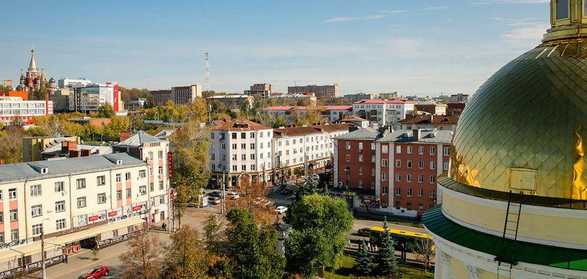 Погода в Ижевске: в выходные придет осеннее похолодание