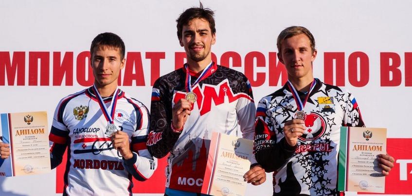 Велогонщик из Удмуртии завоевал две бронзы России