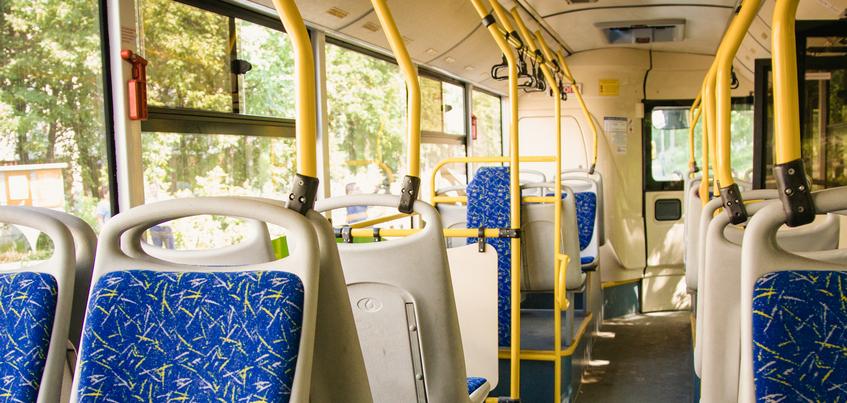 Свыше 80 человек получили травмы в общественном транспорте Ижевска с начала года