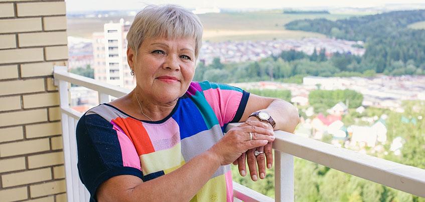 9 дней в коме: жительница Ижевска после клинической смерти занялась йогой