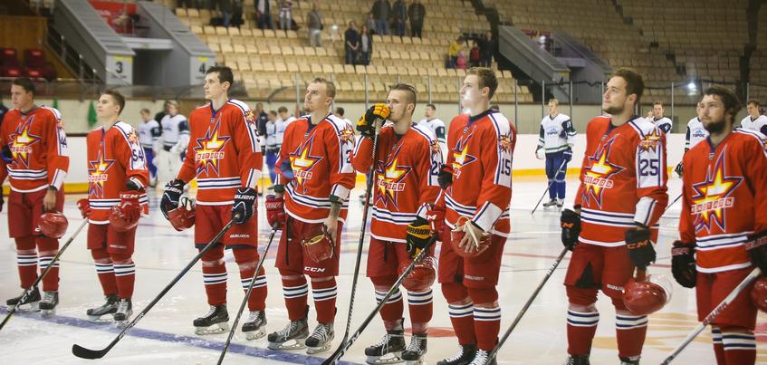 Хоккейная «Ижсталь» заявила 23 игрока