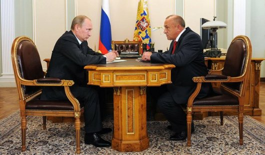 Владимир Путин провел рабочую встречу с Александром Соловьевым