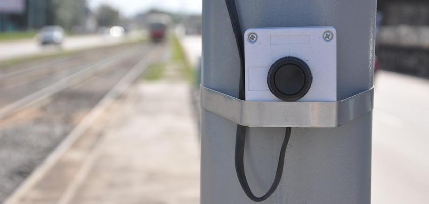 Пешеходный переход с кнопкой появится на улице Петрова в Ижевске