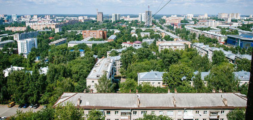 Погода в Ижевске: потепление до +21°С придет в выходные