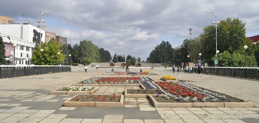 Ради изменений: бизнес привлекут к благоустройству Центральной площади Ижевска