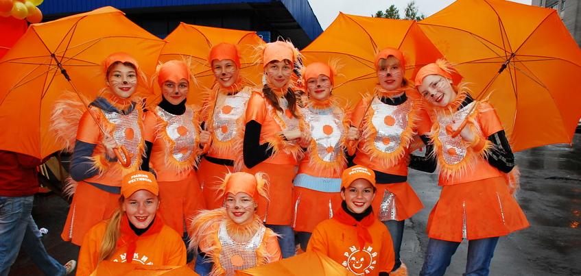Юбилейный «Рыжий фестиваль» начнется в Ижевске 10 сентября