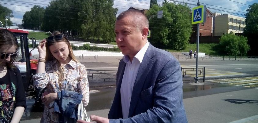 Начальник ДРЭУ покидает свой пост в Ижевске