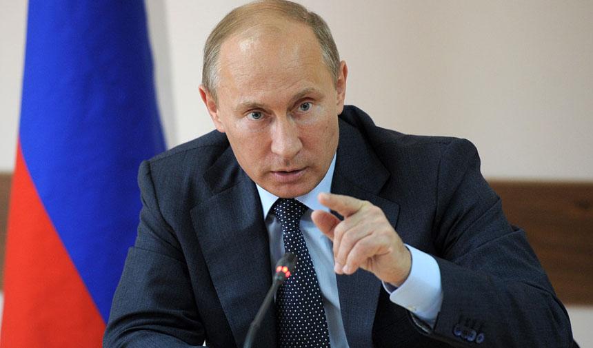 Владимир Путин ограничил импорт из стран, которые приняли санкции против России
