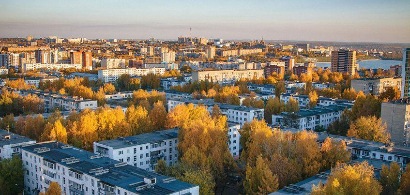 Погода в Ижевске: в День знаний будет тепло и сухо