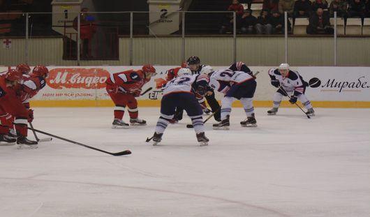 Ижевчане уступили хоккеистам из Орска со счетом 1:4