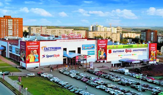 До конца года ТРК «Петровский» в Ижевске расширится в полтора раза