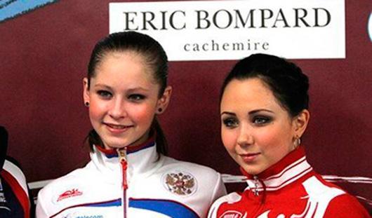Липницкая или Туктамышева: кто выше на спортивном пьедестале