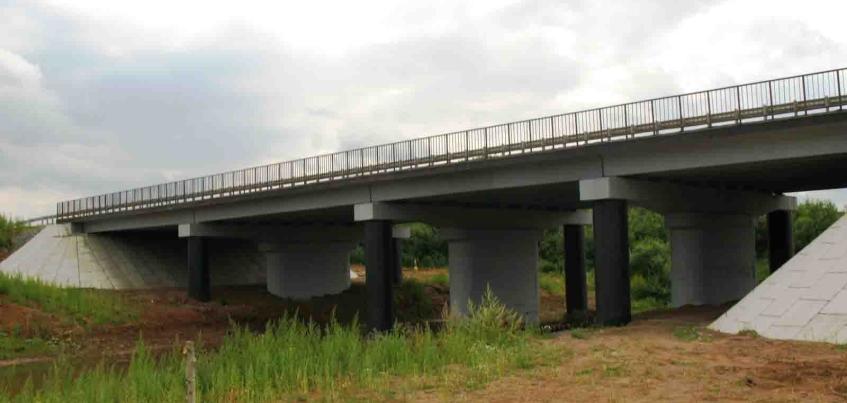 Дождались: движение по мосту у Пугачево в Удмуртии открыли после ремонта