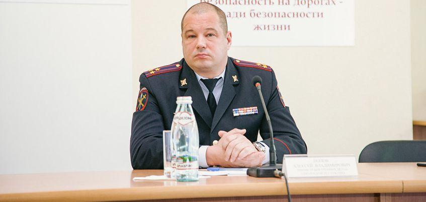 Нового министра внутренних дел Удмуртии представили в Ижевске