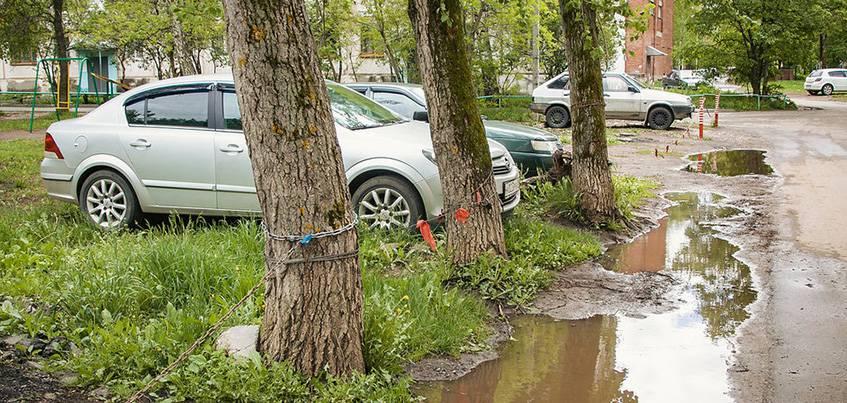Парковка на газонах и вейпы «18+»: какие штрафы и ограничения начнут действовать в Удмуртии