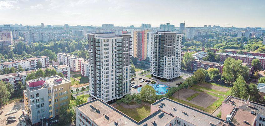 Стартовали продажи квартир в ЖК «Облака» в Ижевске