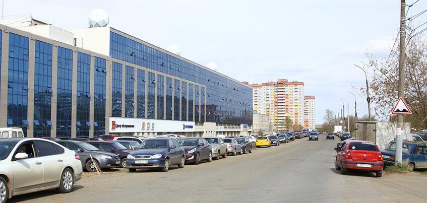 Проект планировки проспекта Калашникова утвердили в Ижевске