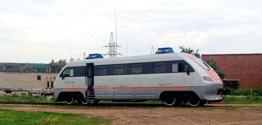Рельсовые автобусы из Удмуртии могут отправиться в Крым
