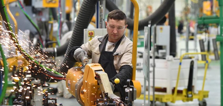 Около 1 млрд рублей привлекут в Фонд развития промышленности в Удмуртии в 2018 году