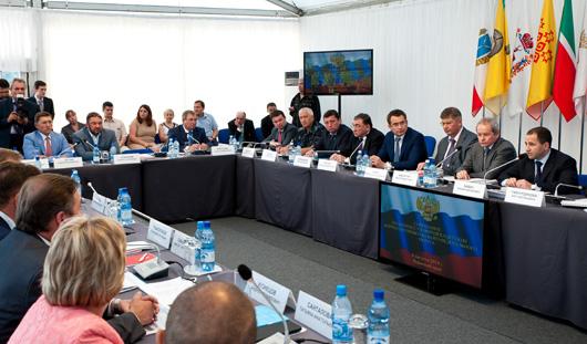 «КОМОС ГРУПП» профинансирует строительство спального кадетского корпуса в Воткинске