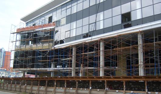Новый торговый центр откроют в Ижевске напротив цирка