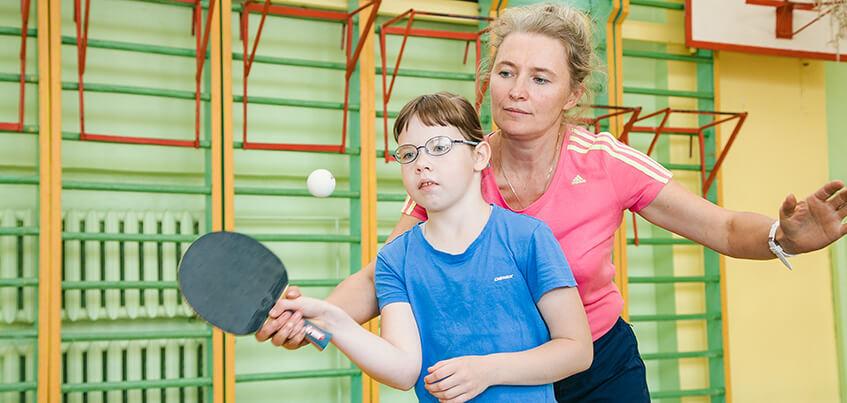 Тренировка зрения и КМС через 7 лет: все о детском настольном теннисе в Ижевске