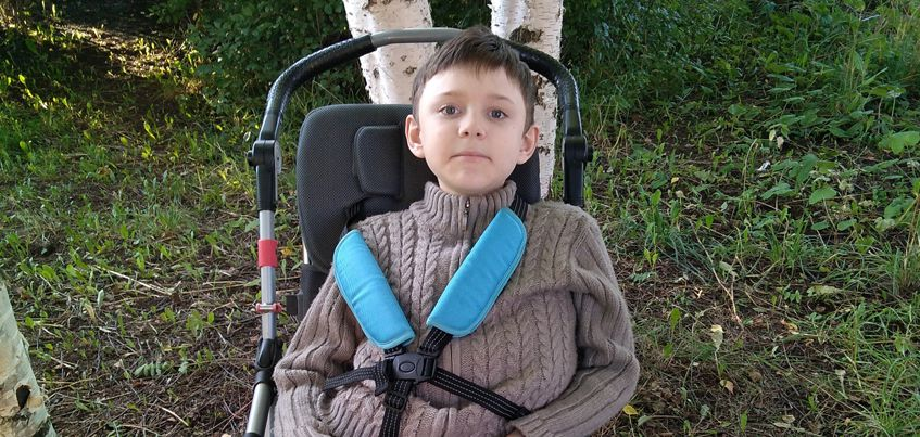 Нужна помощь: 12-летнему Ване с неизлечимой болезнью нужен пульсоксиметр