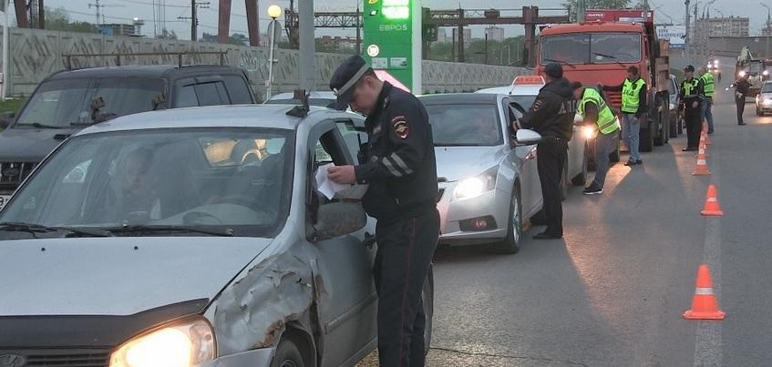 Массовые проверки водителей на трезвость пройдут в Ижевске