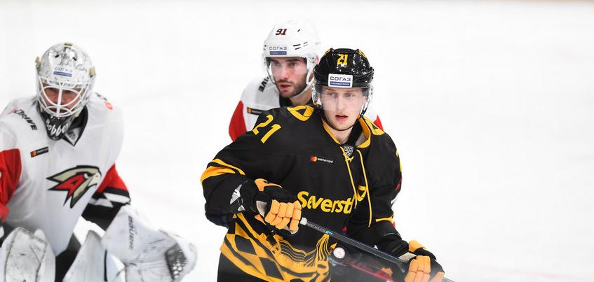 Состав хоккейной «Ижстали» усилил форвард из КХЛ