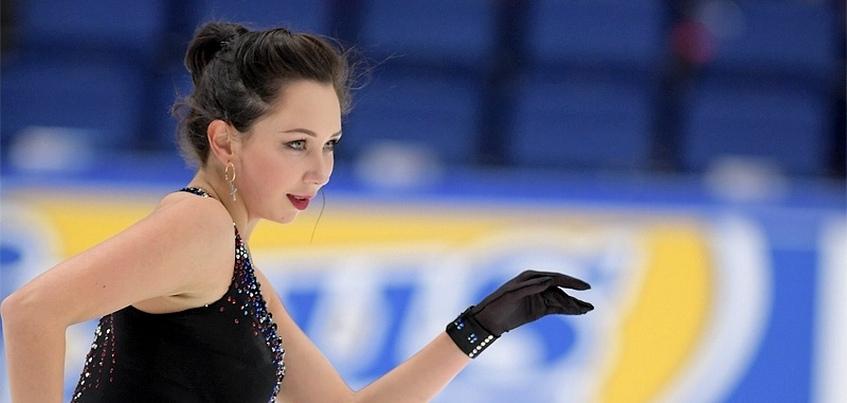 Фигуристка из Удмуртии победила в Международном турнире в Финляндии