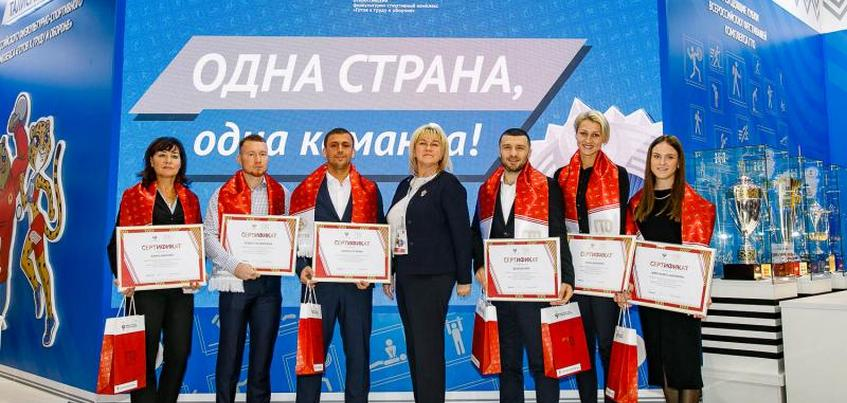 Паралимпийский чемпион из Удмуртии стал послом ГТО