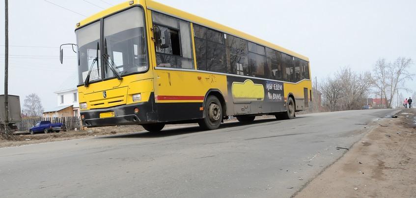 Дополнительные автобусы отправят на кладбища Ижевска в родительскую субботу