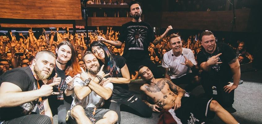 Группа LOUNA представит в Ижевске новый альбом «Полюса»