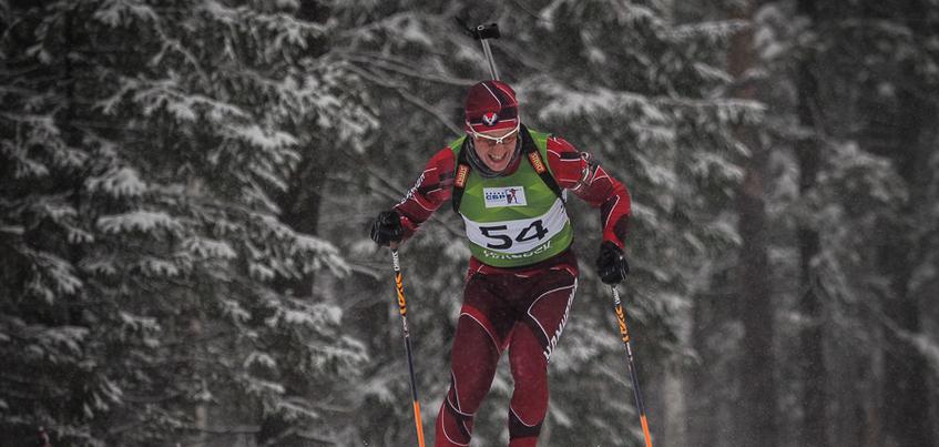 Биатлонист из Удмуртии продолжит карьеру в сборной Белоруссии
