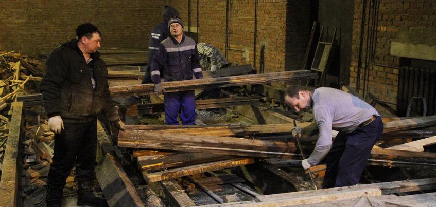 Почти 600 соцобъектов Удмуртии нуждаются в ремонте