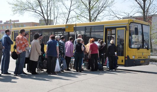 В Ижевске открыли дополнительные автобусные рейсы до Агрыза