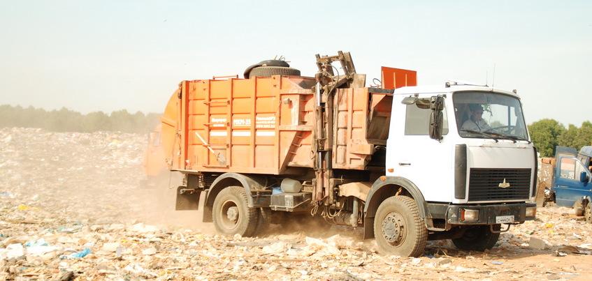 Четыре компании займутся вывозом мусора в Удмуртии