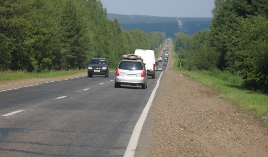 На объездной Ижевска с 13 по 15 августа перекроют дорогу