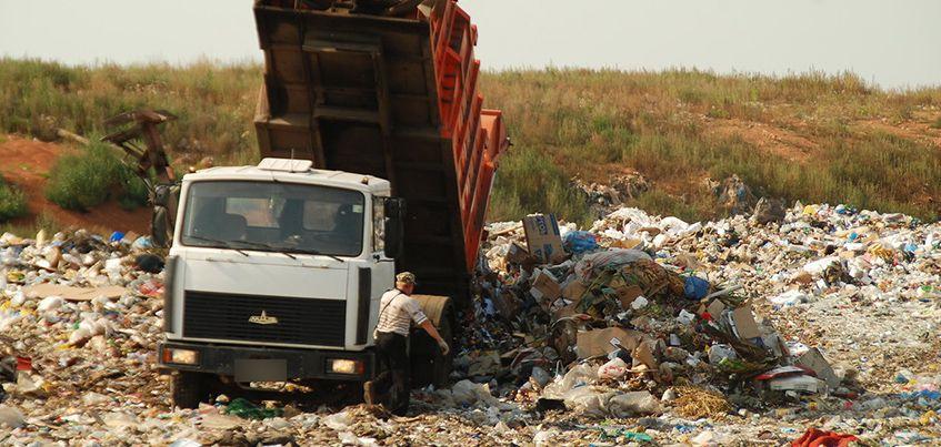 «Нулевые» платежки за вывоз мусора жители Удмуртии получат в декабре