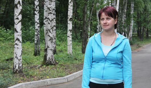 Беженка из Украины, родившая в Ижевске: из-за войны малышка родилась с пороком сердца