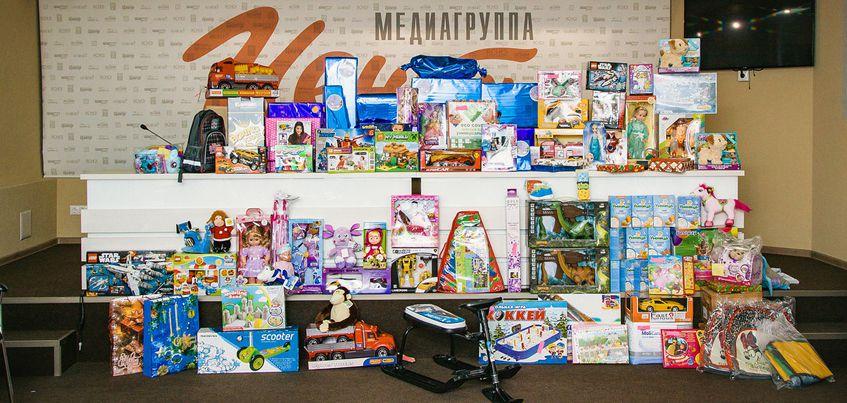 «Елка для каждого»: мы начинаем сбор новогодних подарков для тяжелобольных детей