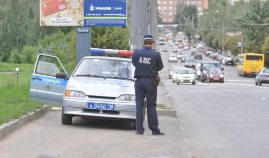 В Ижевске, начиная с 13 августа, ГАИ массово начнут проверять водителей на опьянение