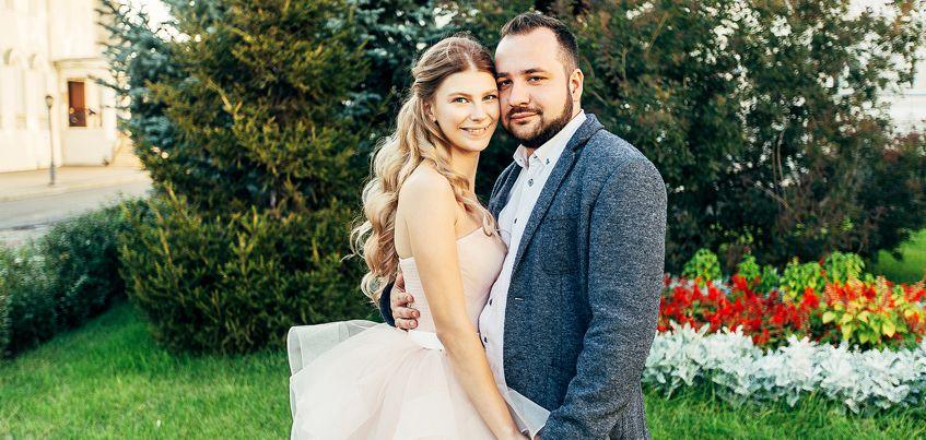 Ижевские молодожены: поженились дважды