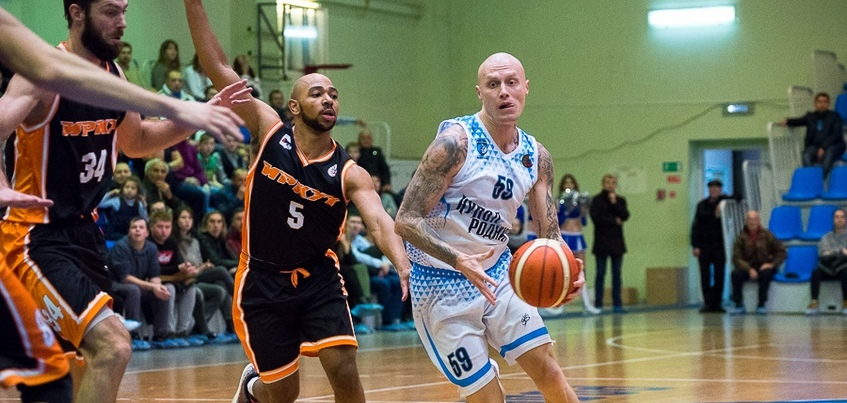 Ижевские «Родники» одержали победу над баскетболистами «Иркута»