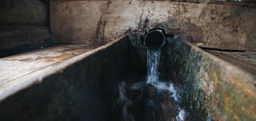 МЧС по Удмуртии: водоснабжение в алнашской деревне восстановят до 20 декабря