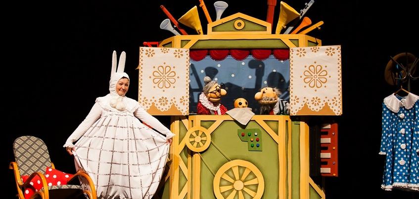 Театр кукол из Марий Эл выступит с гастролями в Ижевске